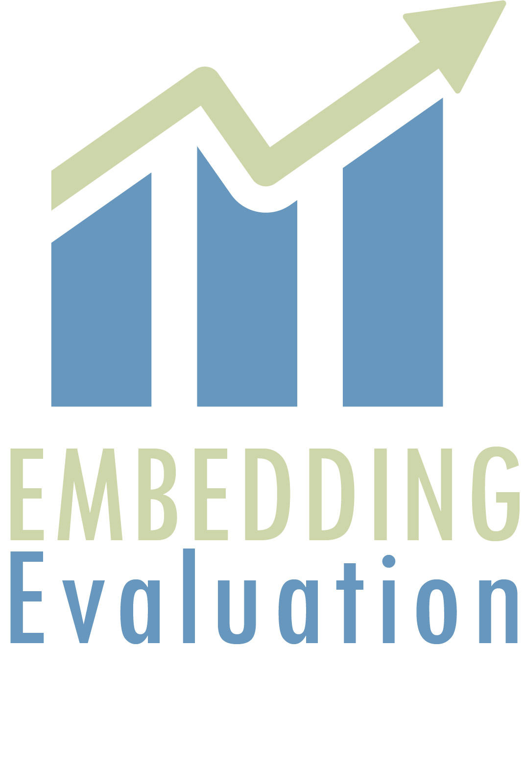 Embedding Evaluation in Libraries Logo